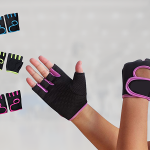 half finger gloves For Training Exercise