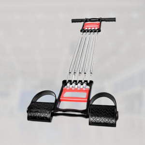 Spring Exerciser Chest Expander Pull-up Bars